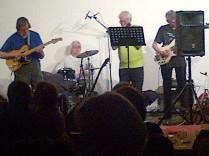 Kamikaze Band fundraising concert 2012