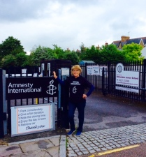 Charity parking at Whitstable Primary School